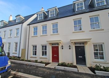 Thumbnail 4 bedroom end terrace house for sale in Libra Avenue, Sherford, Plymouth, Devon