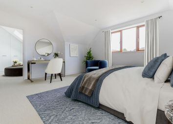 Thumbnail 4 bed detached house for sale in Swallows Gate, Dappers Lane, Angmering