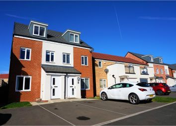 Thumbnail 3 bed semi-detached house for sale in Rosebay Close, Bishop Cuthbert, Hartlepool