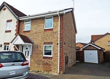 Thumbnail 3 bedroom semi-detached house for sale in Drake Avenue, Chatteris, Cambridgeshire