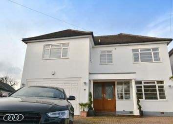 Thumbnail 5 bed detached house to rent in Spring Court Road, Enfield