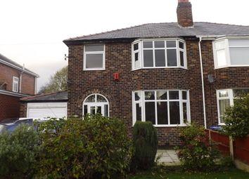 Thumbnail 3 bed property to rent in Main Street, Halton, Runcorn