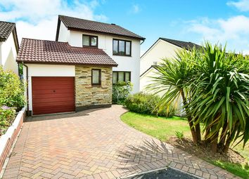 Thumbnail 3 bed detached house for sale in Lea Vale Road, Newton Abbot