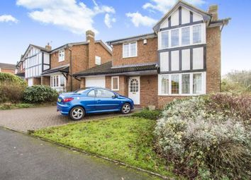 Thumbnail 4 bed detached house for sale in Morgan Close, Arley, Coventry, West Midlands