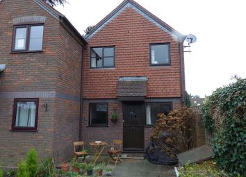 Thumbnail 1 bed terraced house for sale in Thamesbourne Mews, Station Road, Bourne End