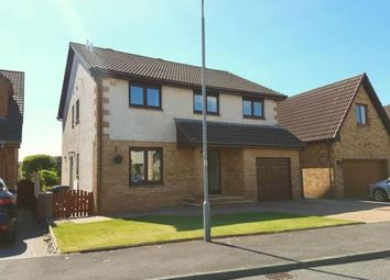 Thumbnail 4 bed detached house for sale in Station Drive, Hurlford, Kilmarnock, East Ayrshire