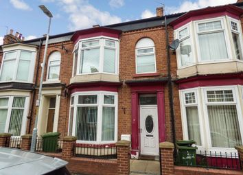 Thumbnail 3 bed terraced house for sale in Outram Street, Stockton-On-Tees