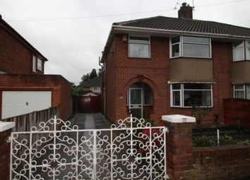 Thumbnail 3 bed semi-detached house for sale in Fairway, Huyton, Liverpool