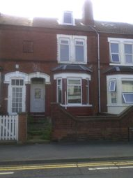 Thumbnail 4 bed terraced house to rent in Highfield Road, Doncaster