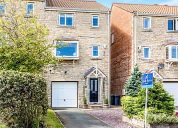 Thumbnail 3 bed semi-detached house for sale in Great North Road, Micklefield, Leeds