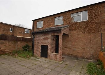 Thumbnail 3 bed end terrace house for sale in Buckerills, Basildon, Essex
