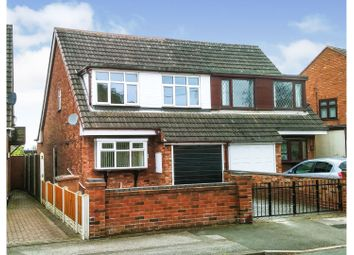 Thumbnail 3 bed semi-detached house for sale in King Street, Walsall Wood, Walsall