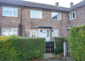 Thumbnail 3 bed terraced house for sale in North Park Road, Bramhall