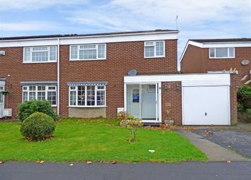 Thumbnail 3 bedroom semi-detached house for sale in Churchway, Stirchley, Telford, Shropshire