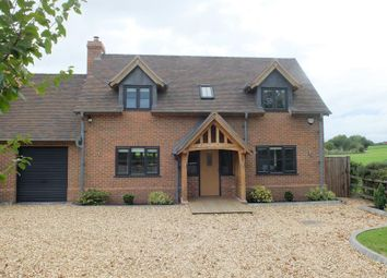 4 bed detached house for sale in Orlham Cottages, Orlham Lane, Leddington, Ledbury, Herefordshire HR8