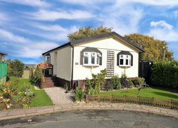 Thumbnail 2 bed detached bungalow for sale in Park View, Agden Brow, Lymm