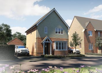 "Thumbnail 3 bed detached house for sale in ""The Yarkhill"" at Oak Tree Road, Hugglescote, Coalville"