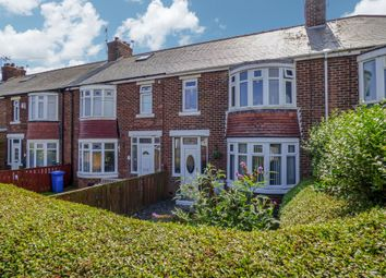 Thumbnail 3 bed terraced house for sale in Leaholme Terrace, Blackhall Colliery, Hartlepool
