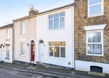 Thumbnail 3 bed terraced house for sale in Cromwell Terrace, Chatham