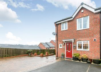 Thumbnail 3 bed property for sale in East Street, Doe Lea, Chesterfield