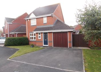 Thumbnail 3 bed detached house to rent in Capesthorne Drive, Swindon