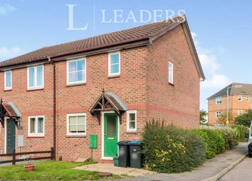 Thumbnail 3 bed end terrace house to rent in Wedgewood Drive, Church Langley, Harlow