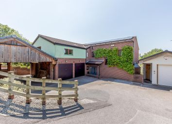 Thumbnail 6 bed detached house for sale in Troon Close, Littleover, Derby, Derbyshire