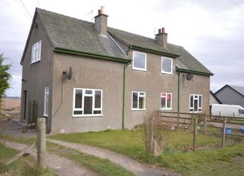 Thumbnail 2 bedroom semi-detached house to rent in Burrelton, Blairgowrie