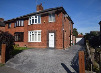 Thumbnail 3 bed property to rent in Glyndwr Road, Wrexham