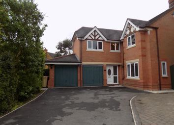 Thumbnail 4 bed detached house to rent in Portfield Close, Heaton, Bolton