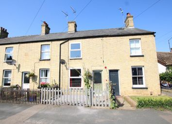 Thumbnail 3 bed terraced house for sale in West Fen Road, Ely