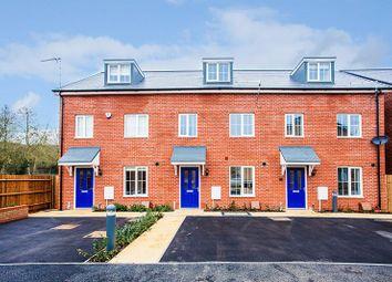 Thumbnail 3 bedroom terraced house to rent in Highland Mews, Moreton Drive, Maids Moreton, Buckingham