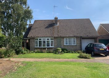 Thumbnail 3 bedroom bungalow for sale in Parkway Close, Nassington, Peterborough