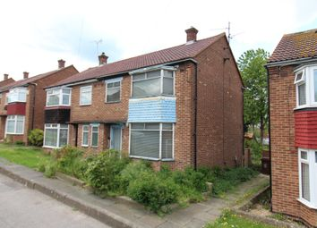 3 bed semi-detached house for sale in St. Williams Way, Kent ME1