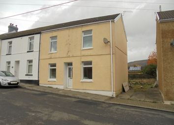 Thumbnail 3 bed terraced house to rent in Davis Street, Aberaman