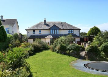 Thumbnail 5 bed detached house for sale in Wembury Road, Wembury, Plymouth