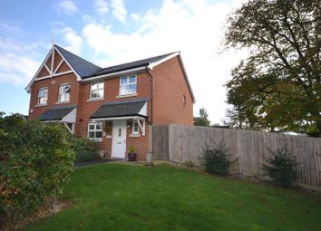 Thumbnail 3 bed semi-detached house for sale in Lorton Gardens, Weymouth