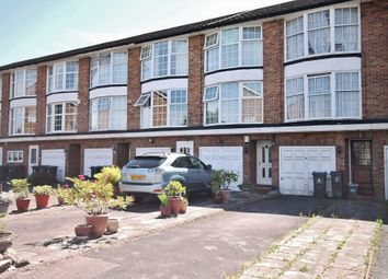 Thumbnail 3 bed terraced house to rent in St. James Close, New Malden