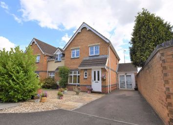 Thumbnail 3 bed semi-detached house for sale in Lavender Way, Bradley Stoke, Bristol