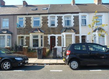 Thumbnail 5 bed property to rent in Harriet Street, Cathays, ( 5 Beds )