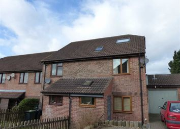 Thumbnail 3 bed end terrace house for sale in London Close, Piddlehinton, Dorset