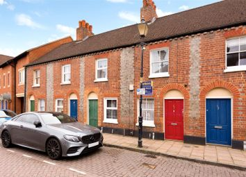 Thumbnail 2 bed terraced house for sale in High Street, Theale, Reading, Berkshire