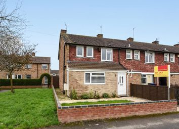 Thumbnail 3 bedroom end terrace house for sale in Sandy Lane, Oxford