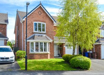 Thumbnail 4 bed detached house for sale in Delph Way, Whittle-Le-Woods, Chorley