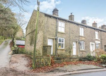 Thumbnail 2 bedroom end terrace house for sale in Glossop Road, Little Hayfield, High Peak, Derbyshire