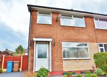 Thumbnail 3 bedroom semi-detached house for sale in Pollitts Close, Eccles, Manchester
