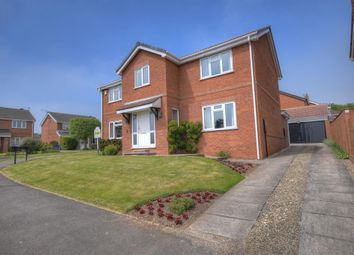 Thumbnail 4 bed detached house for sale in Thorntondale Drive, Bridlington