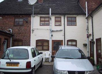Thumbnail Studio to rent in High Street, Tutbury, Burton Upon Trent, Staffordshire