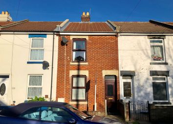 Thumbnail 2 bed terraced house for sale in San Diego Road, Gosport
