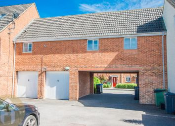 Thumbnail 2 bed flat for sale in Sprats Barn Crescent, Wootton Bassett, Swindon